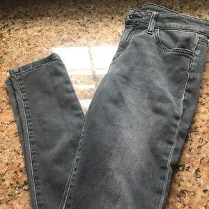 Women's Joe's Jeans The Skinny Gray Jeans Sz 27